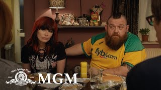 FIGHTING WITH MY FAMILY | Dinner Story | MGM