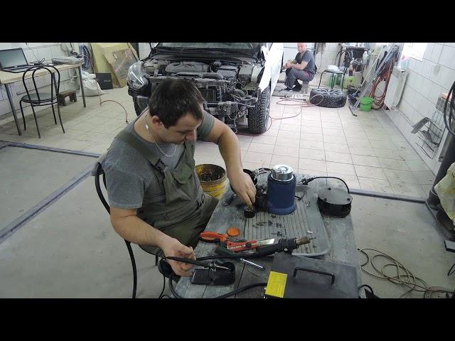 Ремонт погружного насоса GRANDFAR. we repair submersible pump GRANDFAR.