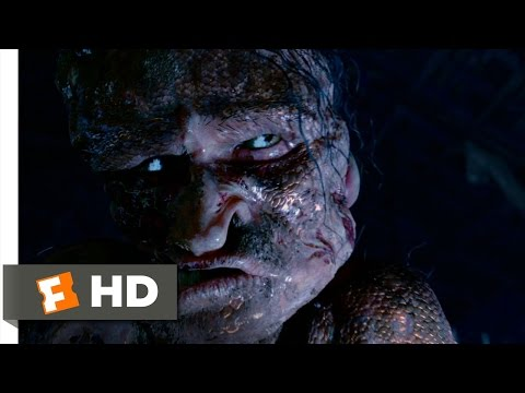 Beowulf (1/10) Movie CLIP - The Demon Grendel (2007) HD