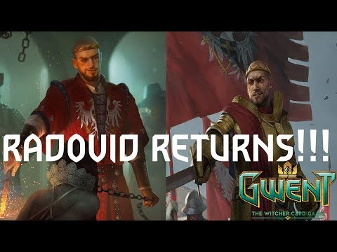 [Gwent] Iron judgement expansion initial reaction | RADOVID IS BACK