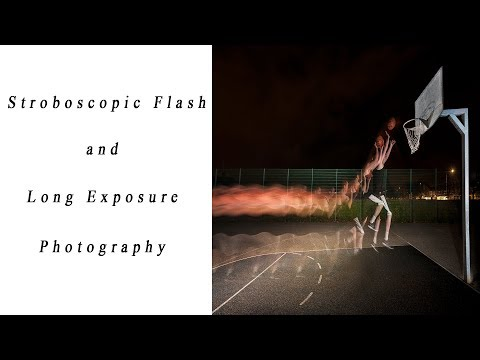 Stroboscopic Flash and Long Exposure Photography | Simon Anderson Photography
