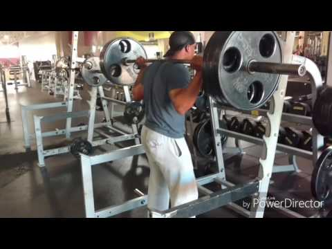 Bodybuilding Leg workout (Shit Got Real)