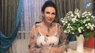 Известная российская актриса Эвелина Бледанс обратилась к новгородцам