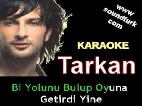 Tarkan - Çakmak Çakmak - (Sibel Can & Tarkan) karaoke