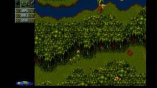 Cannon Fodder Amiga Review