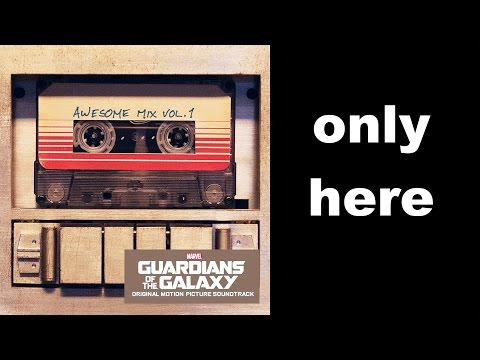 [Full Album] Guardians of the Galaxy - Awesome Mix Vol. 1 - Official Soundtrack