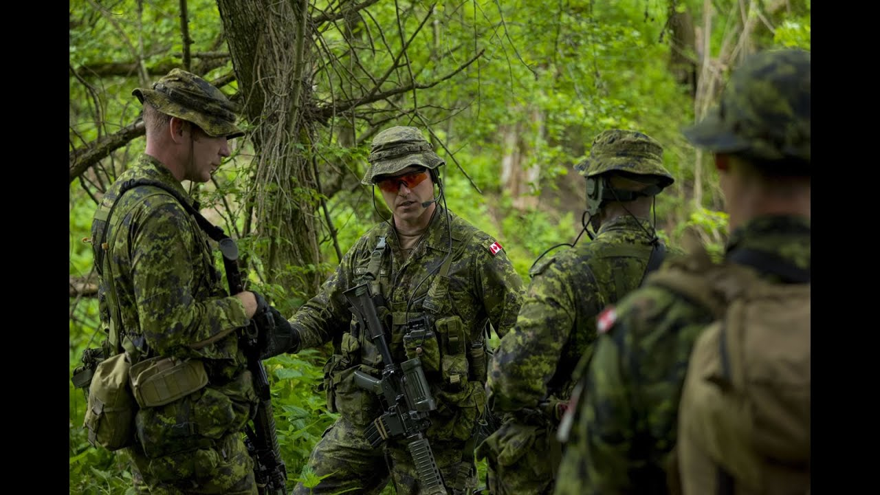 how to join canadian special operations regiment