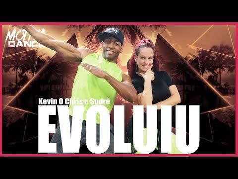 Evoluiu - Kevin O Chris ft Sodré  Motiva Dance Coreografia