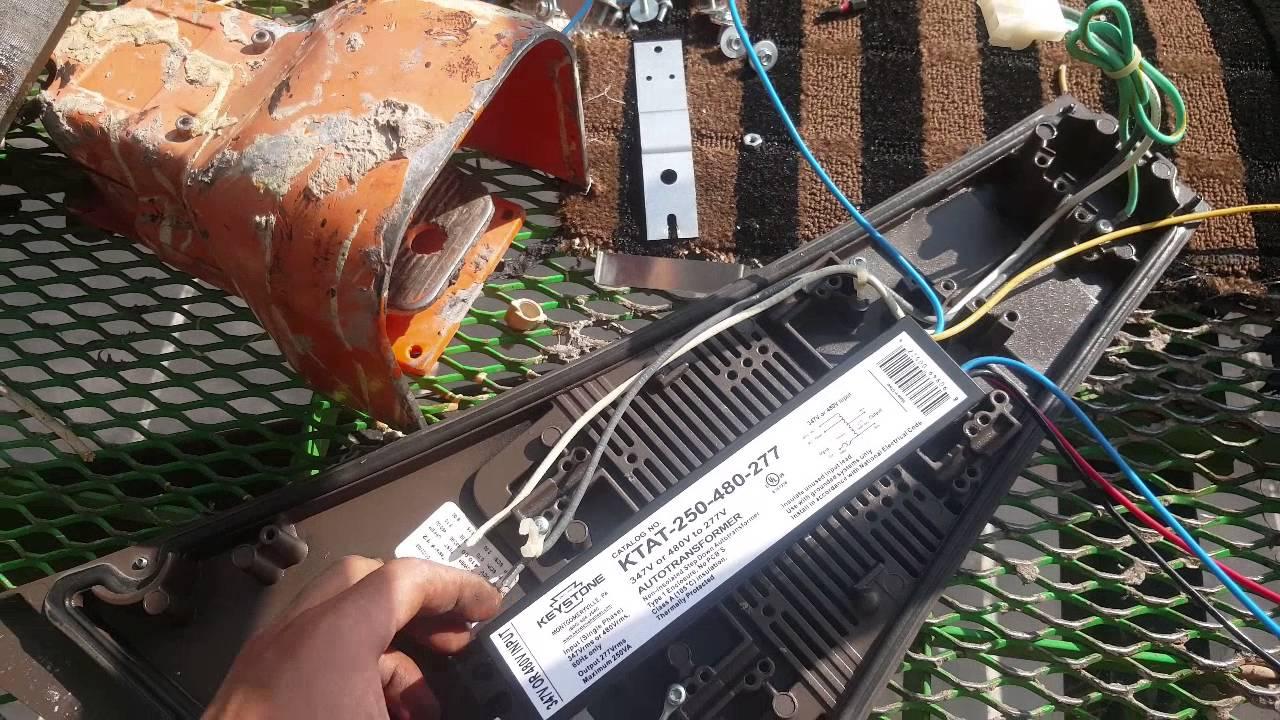 small resolution of 480v light transformer