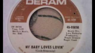 White Plains - My Baby Loves Lovin