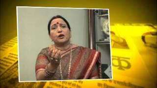 Padmashree Singer Sharda Sinha sings the voting song (Bihar)