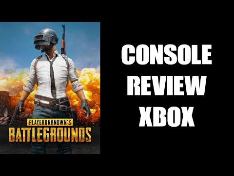 Player Unknowns Battlegrounds Pubg Console Review Xbox One Post