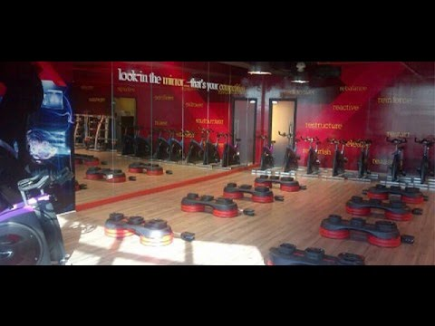 The funnest place to workout in Bahrain