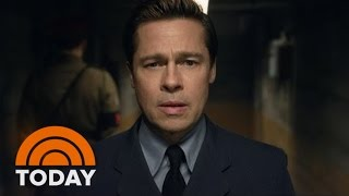 'Allied' Exclusive First Look With Brad Pitt | TODAY