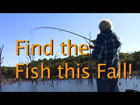 Secrets Of Fall And Fishing!  Jimmy Houston Outdoors