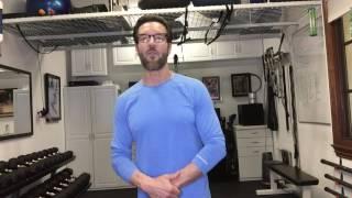 Tony Horton Summer Body Challenge - May 2017