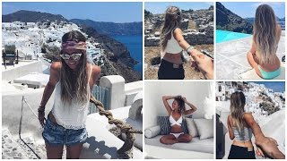 Santorini, Greece! // June 2015