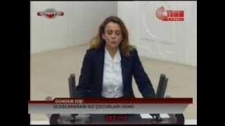 Doç. Dr. Zeynep Karahan Uslu  - 11 Ekim Dünya KIz Çocukları Günü Konuşması