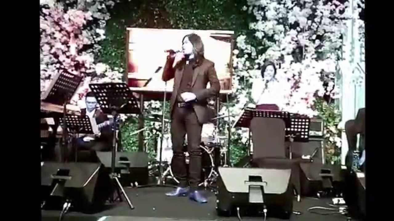 Virzha - I Don't Want to Miss a Thing (Aerosmith Cover) at Bazaar Wedding Exhibition @ Ritz Car