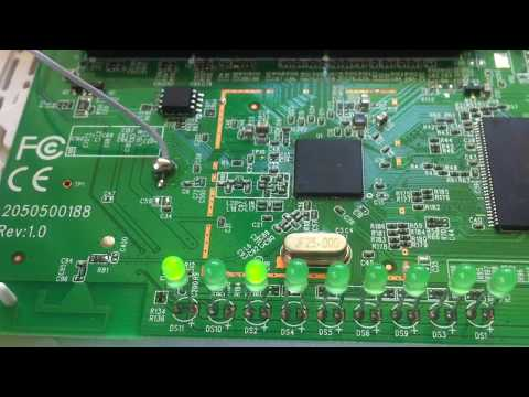 Ремонт Wi-Fi  TP-LINK TL-WR741ND