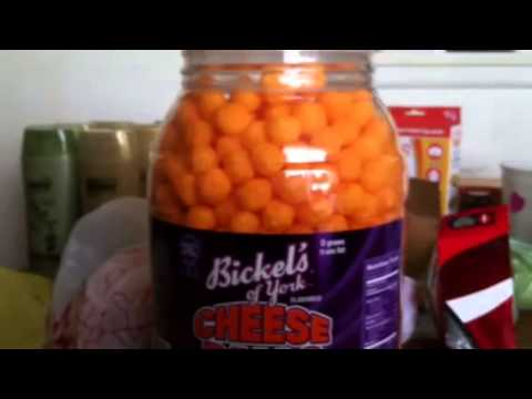 Dollar General One cent Cheese Balls