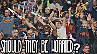Should Cleveland Cavaliers Fans be WORRIED?