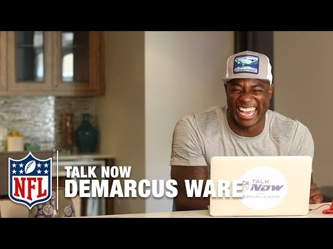 Talk Now with DeMarcus Ware: Vince Wilfork