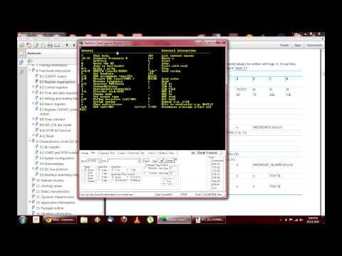 Tutorial: Using Bus Pirate to program I2C RTC