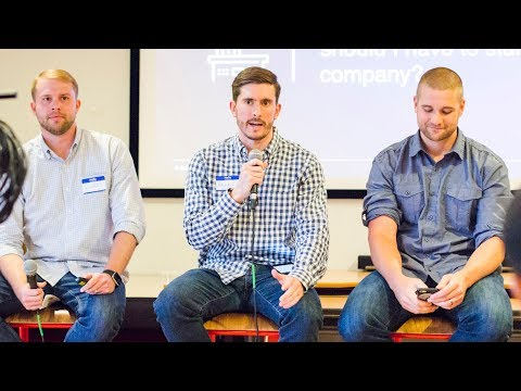 How to Structure and Scale your Business for Success w/ ScaleFactor Founders | TA Speaker Series