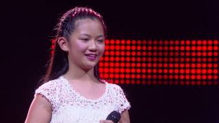 The Voice Kids Thailand - ขิม - กรรมกรสอนลูก - 1 Feb 2015