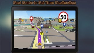 GPS Route Finder  GPS Navigation Maps Directions