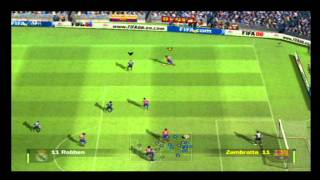 Fifa 08 Ps2 Played With a Friend