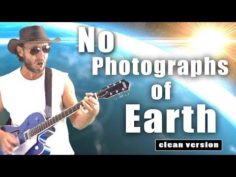 CLEAN VERSION: No photographs of earth - Flat Earth Man (432 Hz) thumbnail