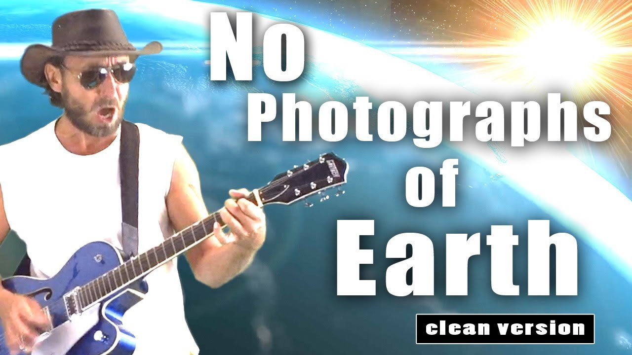CLEAN VERSION: No photographs of earth - Flat Earth Man (432 Hz)