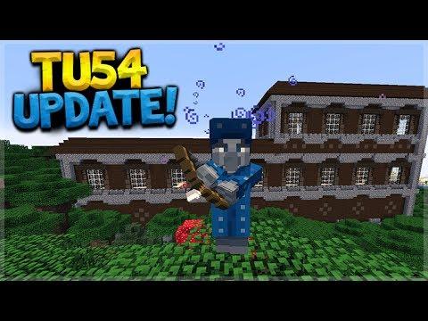 Minecraft xbox 360 + ps3 tu27 & tu28 new 2015 updates youtube.