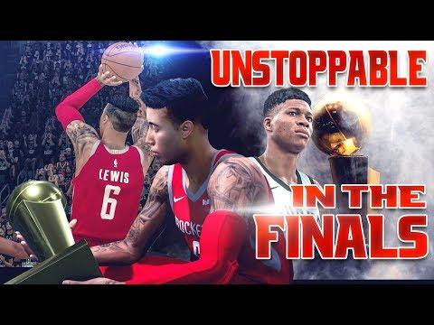 UNSTOPPABLE IN THE NBA FINALS VS GIANNIS! NBA 2K19 MyCareer Ep.29