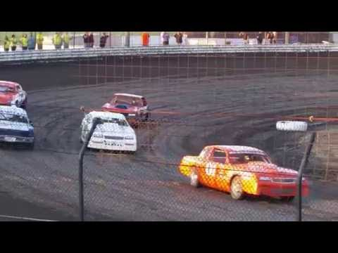 Sycamore speedway 6-25-16 LM dash