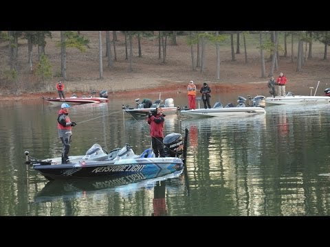 Reeltime Report: Lake Hartwell, Day 4
