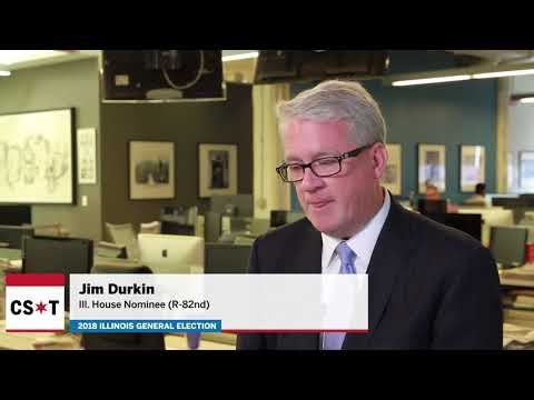 Jim Durkin, Ill. House Nominee (R-82nd)