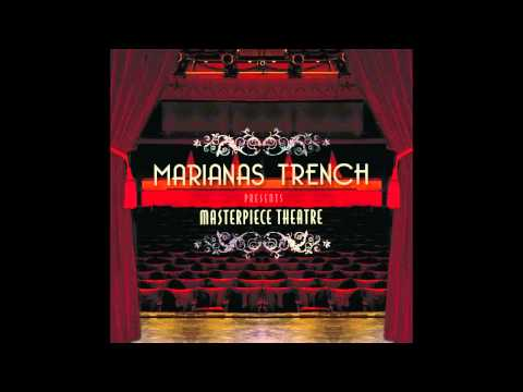 "Marianas Trench ""Beside You"" (Official Audio)"