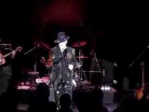 Boy George - Losing Control (Shaw Theatre)