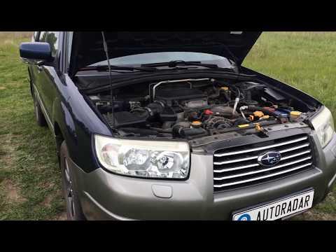 Subaru Forester 2006 2.0 отзыв владельца после года эксплуатации. Часть 1