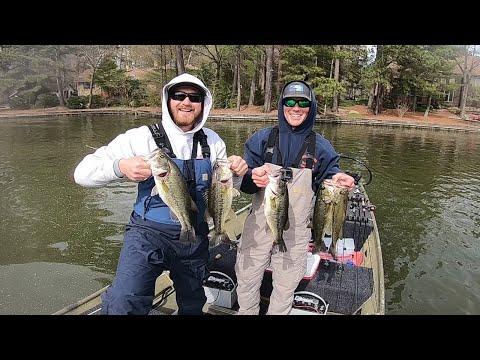QUARANTINE FISHING: Lake Smith, Virginia Beach
