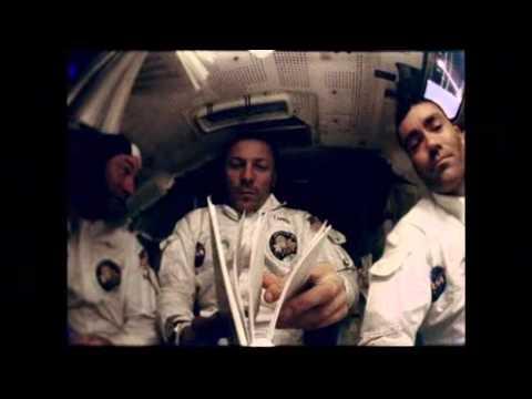 NASA Apollo 12 and Apollo 13 Missions Footage