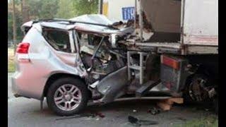 ✅ Подборка самых страшных аварий!! ДТП, ужас, жесть на дороге!!! №1
