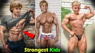 Strongest kids of  the world.