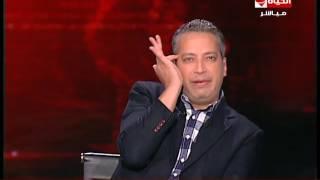فيديو …تامر أمين: هزيمه الشهابي من لاعب إسرائيل تدفع للتفكير قى الإنتحار