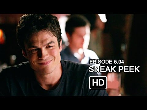 The Vampire Diaries 5x04 Webclip #2 - For Whom the Bell Tolls [HD]
