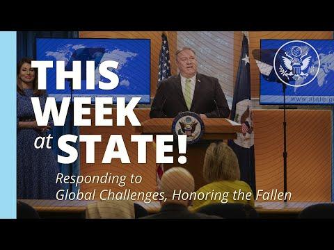 This Week at State - May 22, 2020