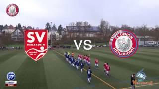 27.11.2016 SV Heilbronn am Leinbach vs FC Union Heilbronn